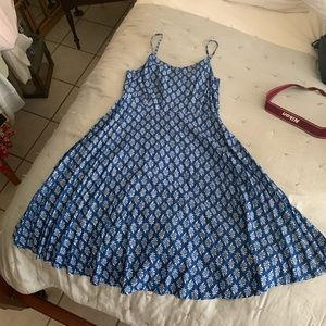 Old Navy Paisley Sun dress